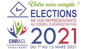 Elections > CNRACL > Élections CNRACL 2021